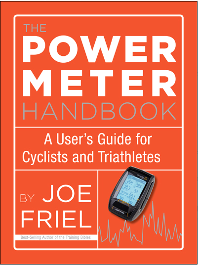 Power Meter Handbook by Joe Friel
