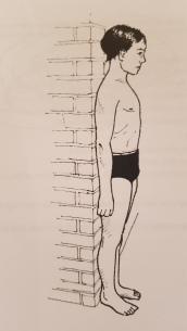 Swim Drill 1 Wall Stance